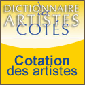 Dictionnaire cotations Drouot Artistes
