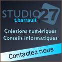 Studio27, créations numériques