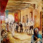 Medina. Marrakech