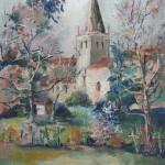 Eglise de La Flocellière